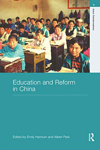 9780415770958: Education and Reform in China
