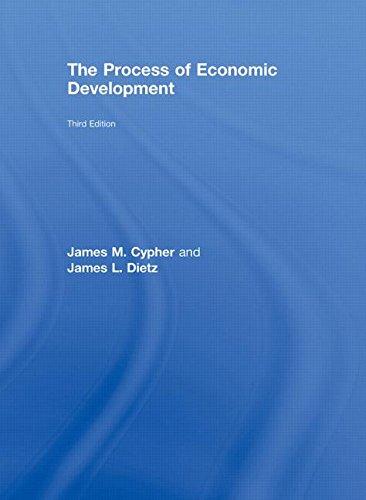 9780415771030: The Process of Economic Development