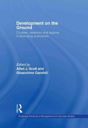 9780415771184: Development on the Ground. Routledge. 2007.