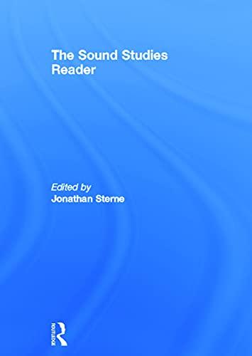 9780415771306: The Sound Studies Reader