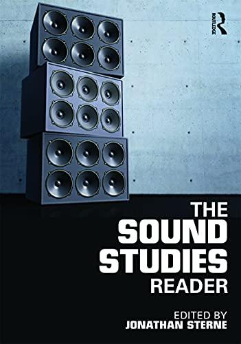 9780415771313: The Sound Studies Reader