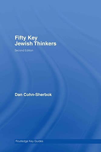 9780415771405: Fifty Key Jewish Thinkers (Routledge Key Guides)