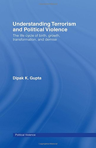 9780415771641: Understanding Terrorism and Political Violence: The Life Cycle of Birth, Growth, Transformation, and Demise