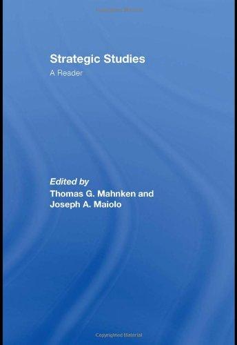 9780415772228: Strategic Studies: A Reader