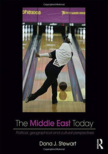 9780415772426: The Middle East Today: Political, Geographical and Cultural Perspectives