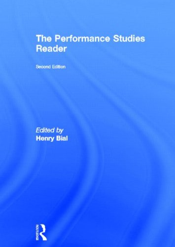 9780415772747: The Performance Studies Reader