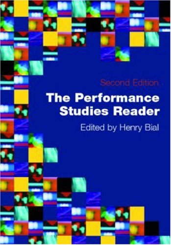 9780415772754: The Performance Studies Reader