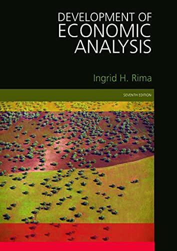 9780415772921: Development of Economic Analysis 7th Edition