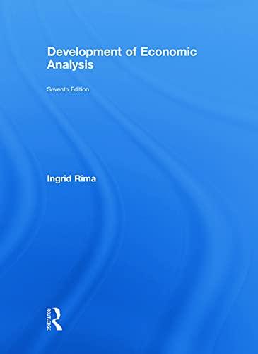 9780415772938: Development of Economic Analysis 7th Edition
