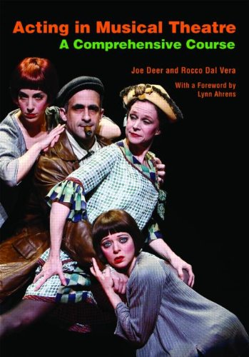 9780415773195: Acting in Musical Theatre: A Comprehensive Course