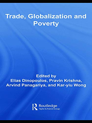 9780415773225: Trade, Globalization and Poverty (Routledge Studies in International Business and the World Economy)