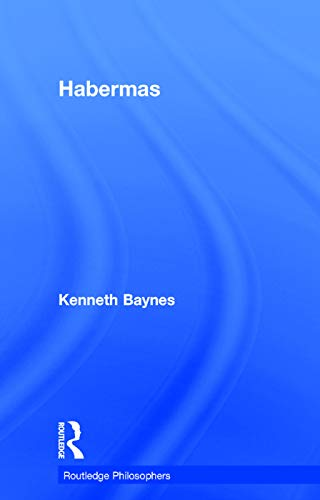 9780415773249: Habermas (The Routledge Philosophers)