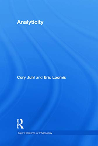 9780415773324: Analyticity (New Problems of Philosophy)