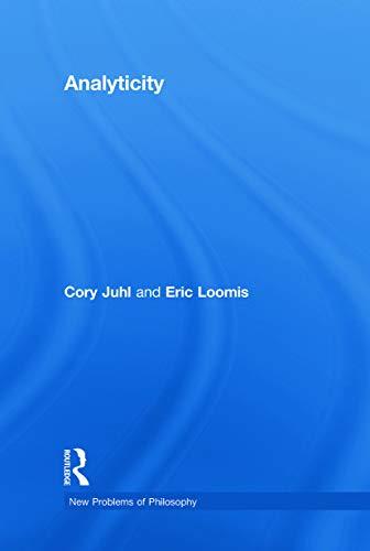 9780415773324: Analyticity