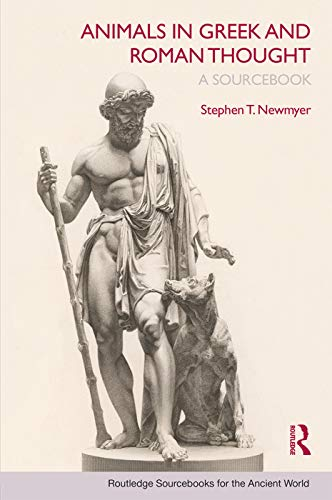 9780415773355: Animals in Greek and Roman Thought: A Sourcebook (Routledge Sourcebooks for the Ancient World)