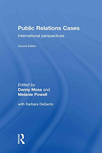 9780415773362: Public Relations Cases: International Perspectives