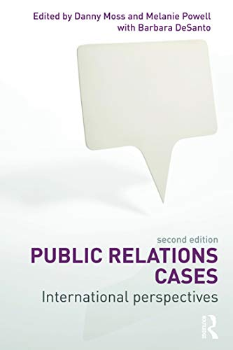 9780415773379: Public Relations Cases: International Perspectives