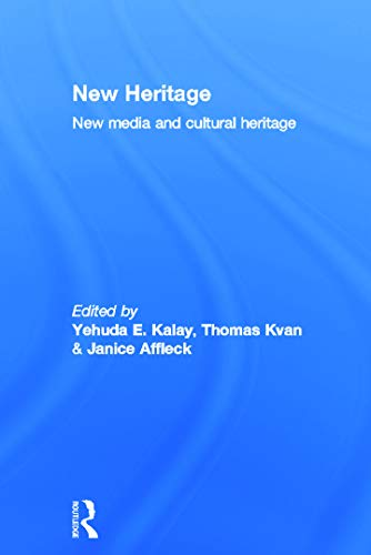 9780415773553: New Heritage: New Media and Cultural Heritage