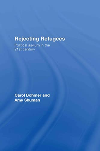 9780415773751: Rejecting Refugees: Political Asylum in the 21st Century