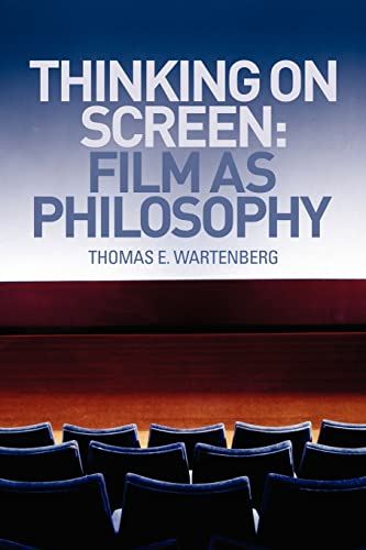 9780415774314: Thinking on Screen: Film as Philosophy