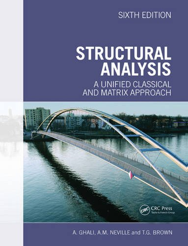 9780415774338: Structural Analysis: A Unified Classical and Matrix Approach (Spon Text)