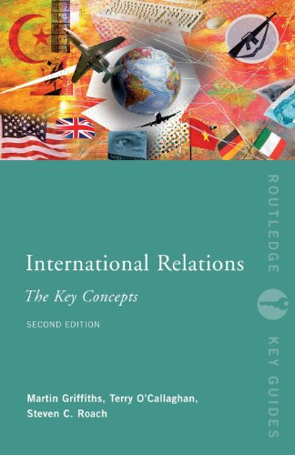 9780415774376: International Relations: The Key Concepts (Routledge Key Guides)