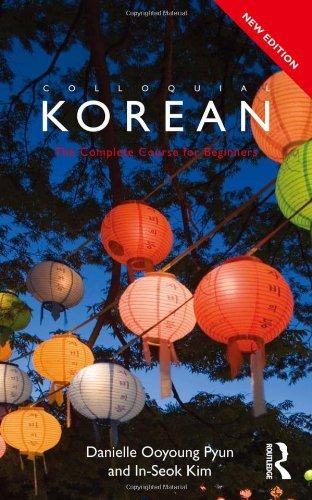 9780415774468: Colloquial Korean (Colloquial Series)