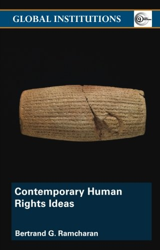 9780415774574: Contemporary Human Rights Ideas (Global Institutions)