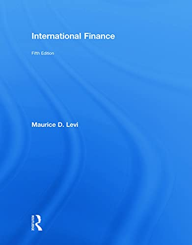9780415774581: International Finance 5th Edition