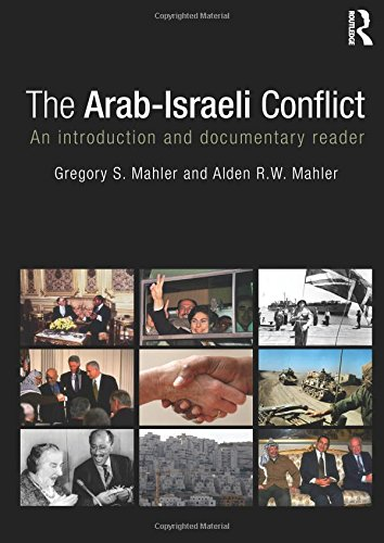 9780415774611: The Arab-Israeli Conflict: An Introduction and Documentary Reader