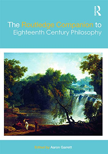 9780415774895: The Routledge Companion to Eighteenth Century Philosophy (Routledge Philosophy Companions)
