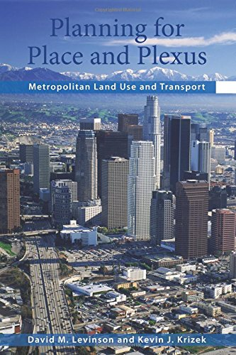 9780415774918: Planning for Place and Plexus: Metropolitan Land Use and Transport