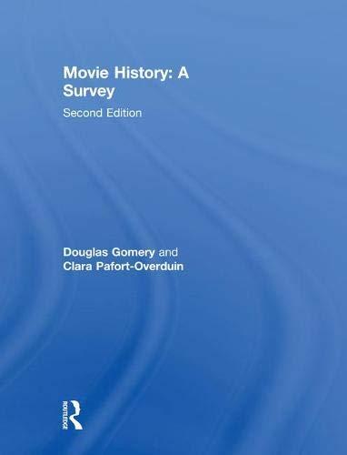 9780415775441: Movie History: A Survey: Second Edition