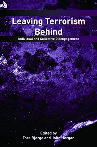 9780415776677: Leaving Terrorism Behind: Individual and Collective Disengagement (Political Violence)