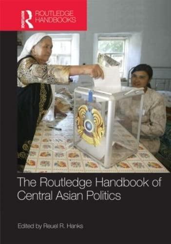 9780415776769: Routledge Handbook of Central Asian Politics