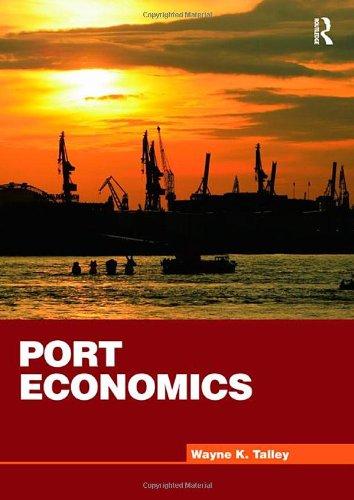 9780415777216: Port Economics (Routledge Maritime Masters)