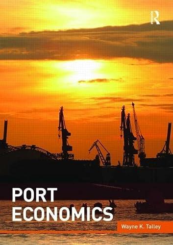 9780415777223: Port Economics (Routledge Maritime Masters)