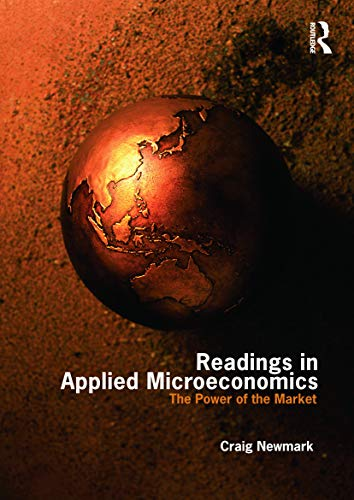 9780415777391: Readings in Applied Microeconomics: The Power of the Market