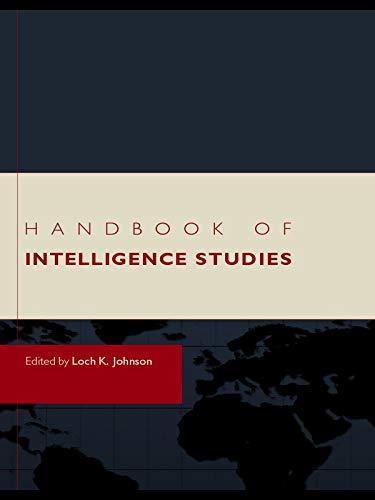 9780415777834: Handbook of Intelligence Studies