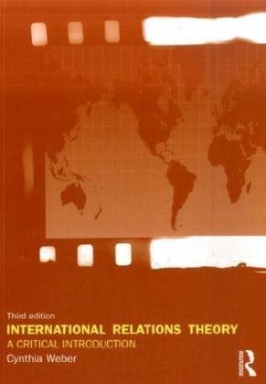 9780415778428: International Relations Theory: A Critical Introduction