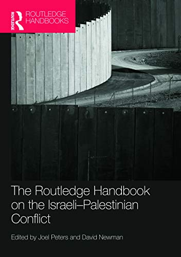 9780415778626: Routledge Handbook on the Israeli-Palestinian Conflict