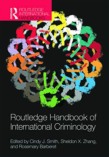 9780415779098: Routledge Handbook of International Criminology (Routledge International Handbooks)
