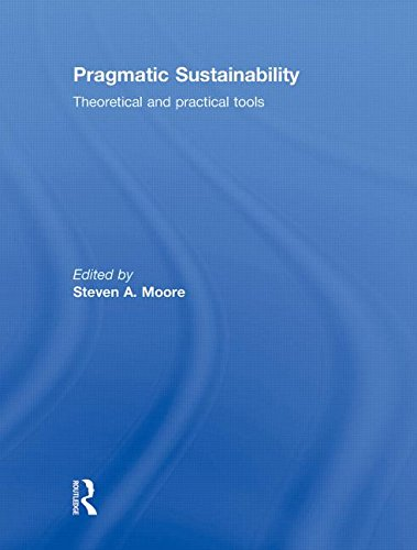 9780415779371: Pragmatic Sustainability: Theoretical and Practical Tools