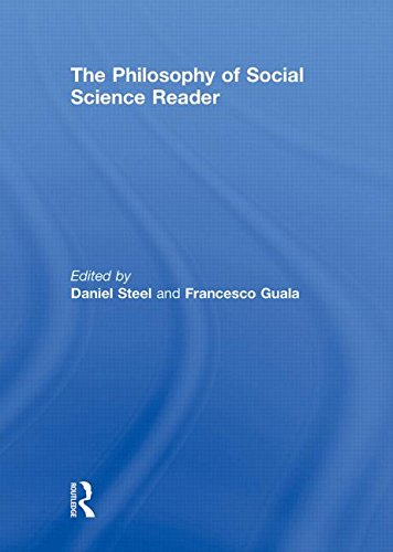 9780415779685: The Philosophy of Social Science Reader