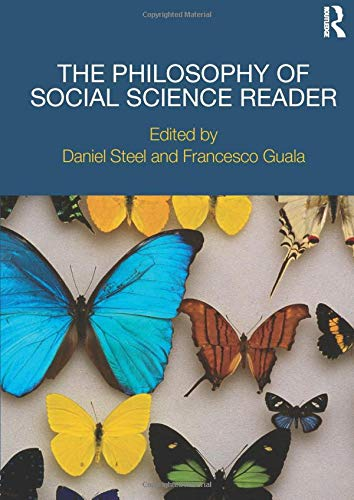 9780415779692: The Philosophy of Social Science Reader