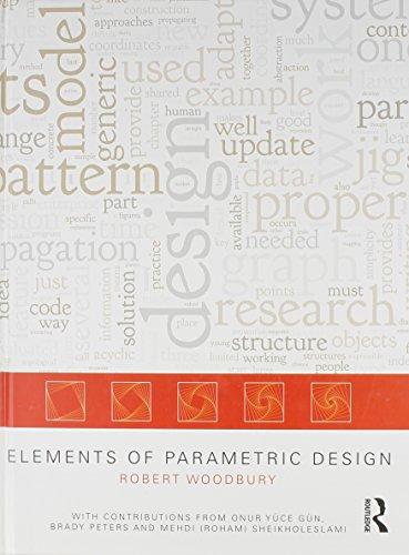 9780415779869: Elements of Parametric Design
