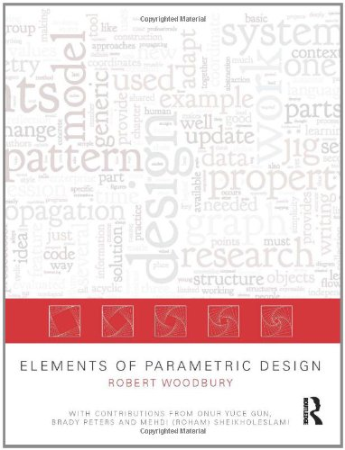 9780415779876: Elements of Parametric Design