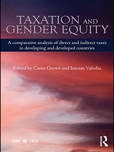9780415779944: Taxation and Gender Equity: A Comparative Analysis of Direct and Indirect Taxes in Developing and Developed Countries