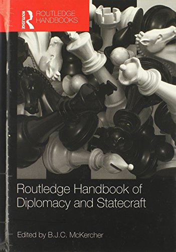 9780415781107: Routledge Handbook of Diplomacy and Statecraft