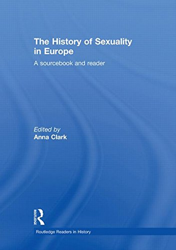 9780415781398: The History of Sexuality in Europe: A Sourcebook and Reader (Routledge Readers in History)